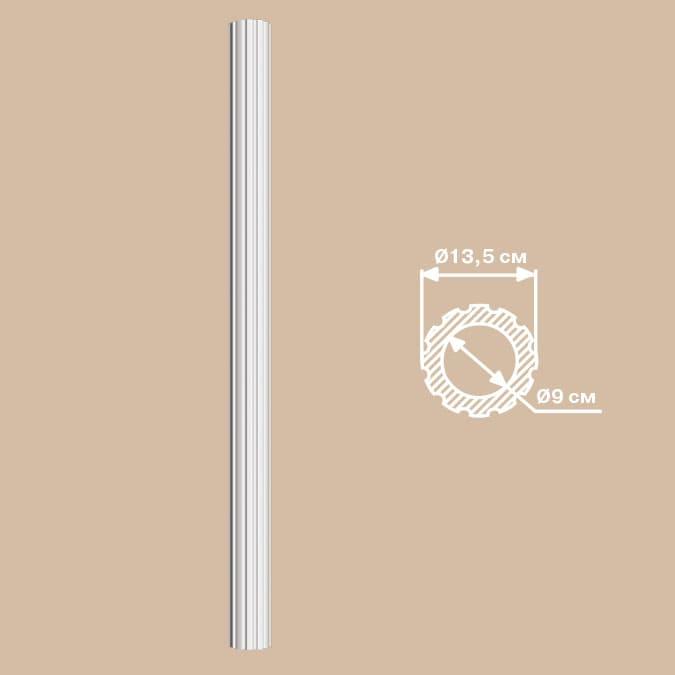 90135/2 колонна DECOMASTER-2 (D 135х2400мм)