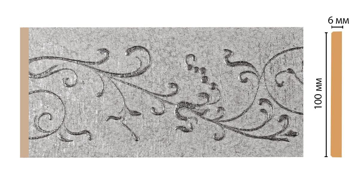 N10-19 6 мм Панель (2400 × 99 × 6 )