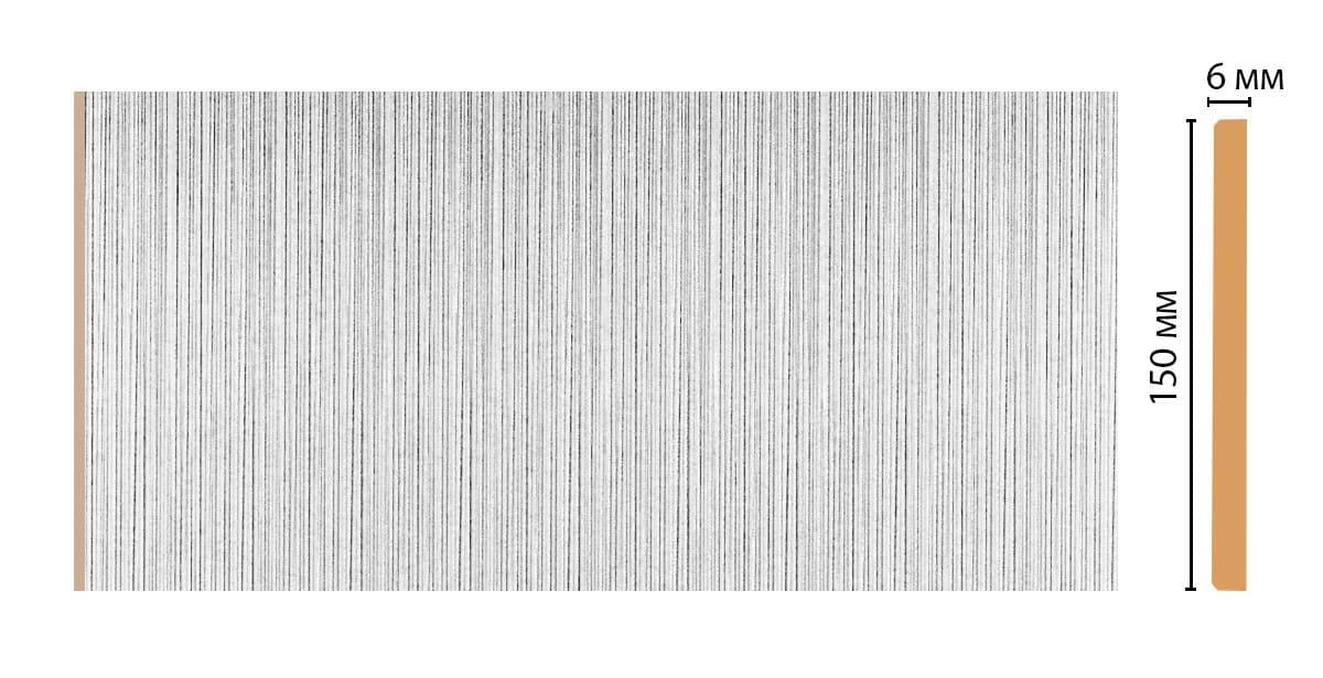 G15-19 Панель (2400 × 150 × 6 )