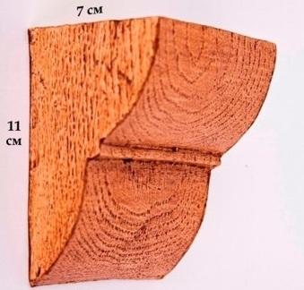 К1 дуб Консоль (110 × 70   )