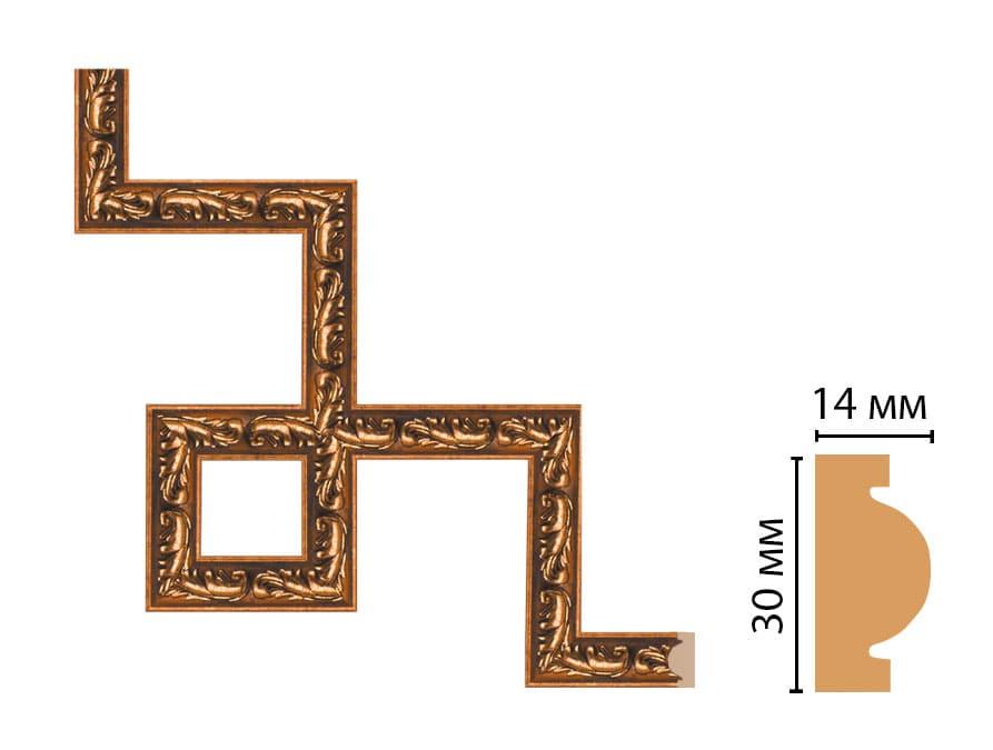 157-3-1223 Угол (300*300 мм)