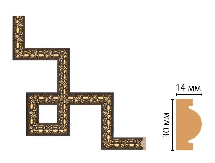 157-3-56 Угол (300*300 мм)