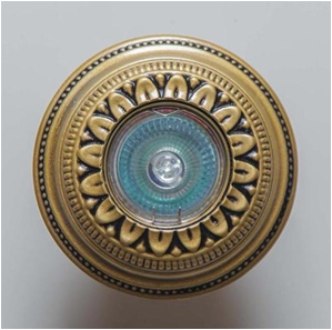 SV 7116 AB Гипсовый светильник (110 × 110 × 25 )