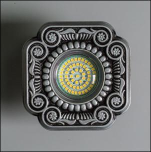 SV 7179 ASL Гипсовый светильник (105 × 105 × 15 )