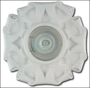 SV 7034 Гипсовый светильник (135 × 135 × 25 )