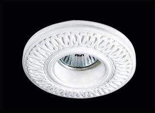 SV 7001 Гипсовый светильник (120 × 120 × 16 )