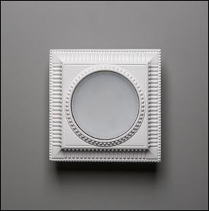 SV 7609 Гипсовый светильник (130 × 130 × 30 )