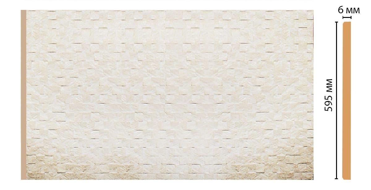 R60-22 Панель (2400 × 600 × 4 )