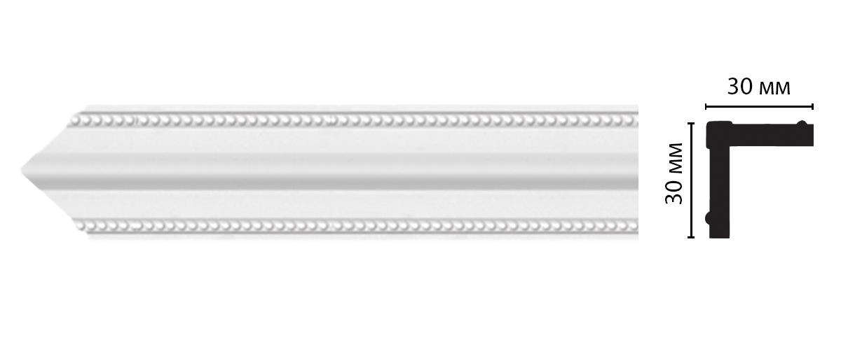 D116A Плинтус (2000 × 30 × 30 )