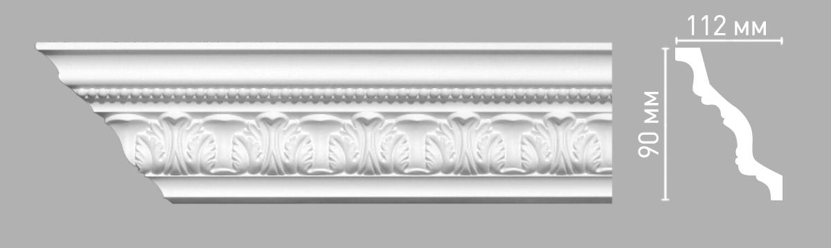 95095 Плинтус (2400 × 112 × 90 )