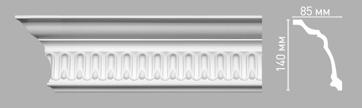 95093 Плинтус (2400 × 85 × 140 )