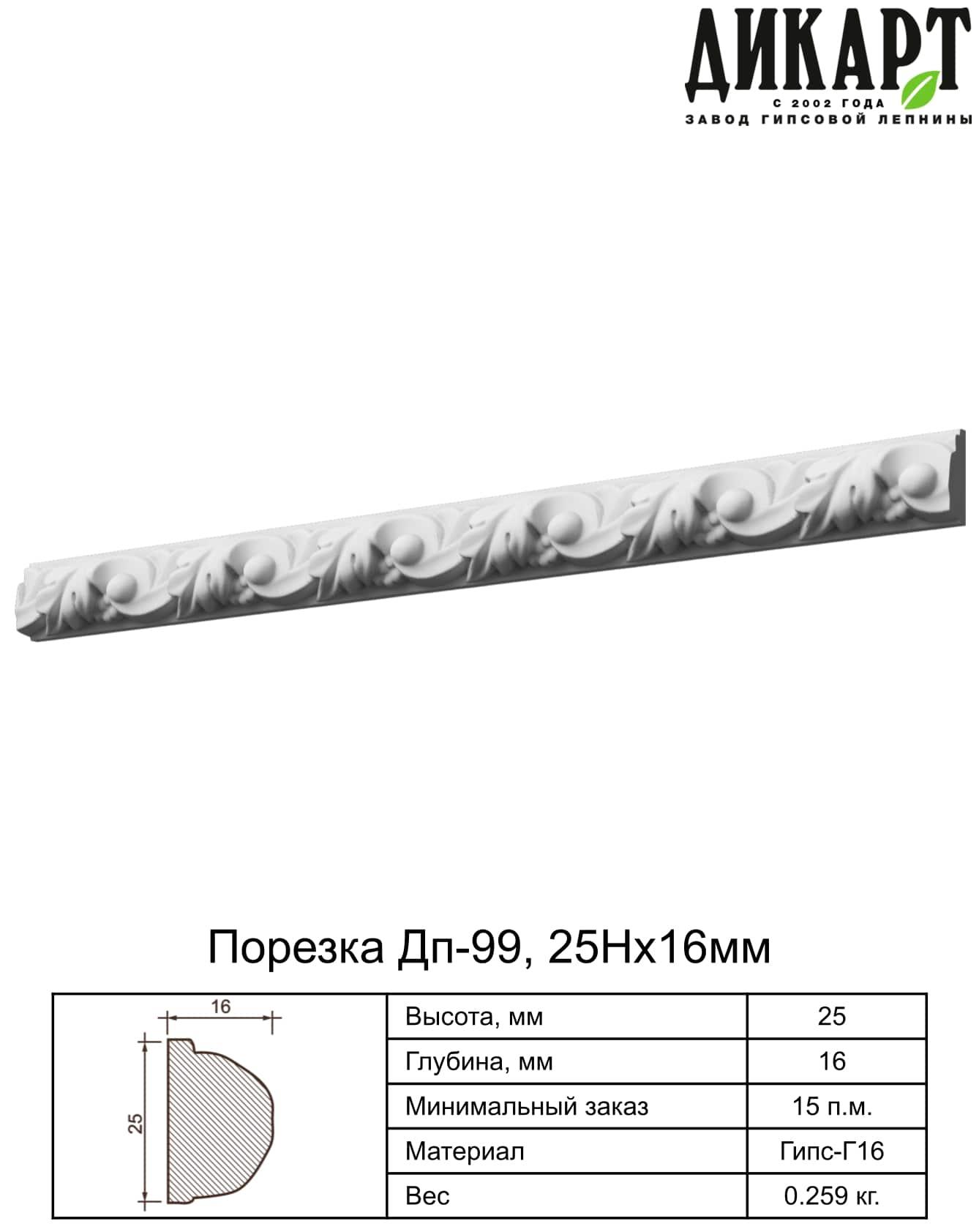 Порезка_Дп-99
