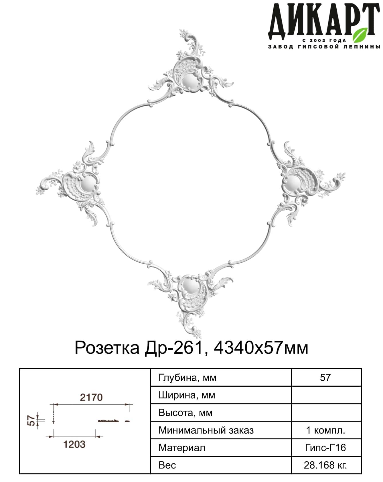 Розетка_Др-261 Розетка (0  0  0 )