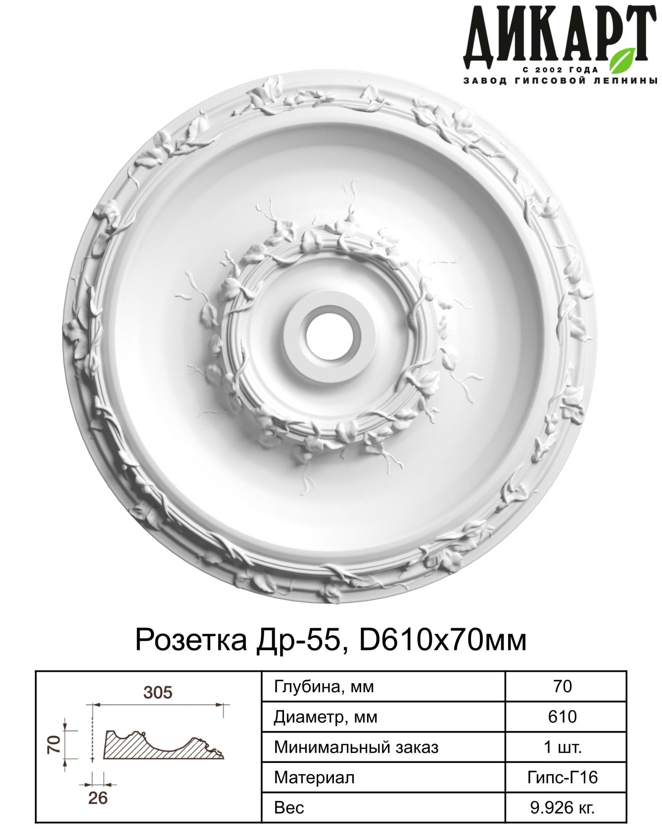Розетка_Др-55 Розетка (0  0  0 )